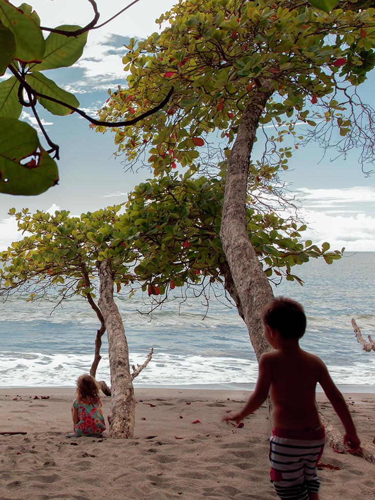Costa Rica Highlights with Kids
