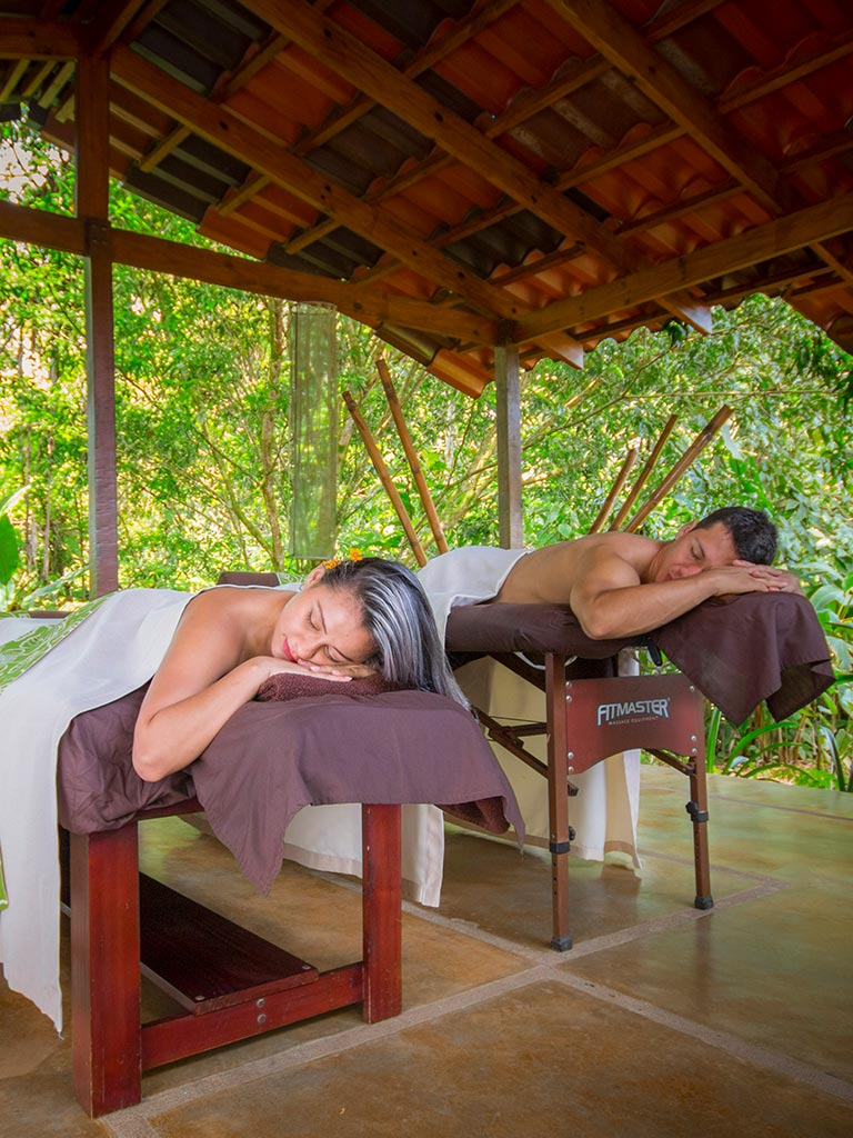 Costa Rica Relaxed and Pampered