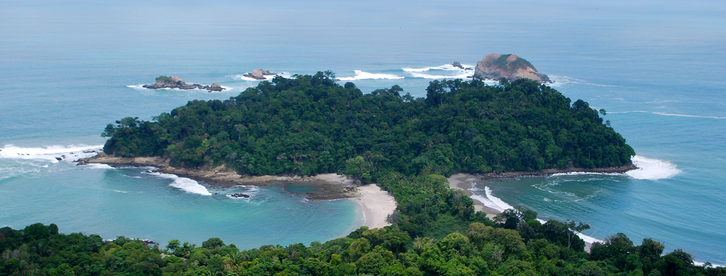 Guided Hike to Manuel Antonio National Park